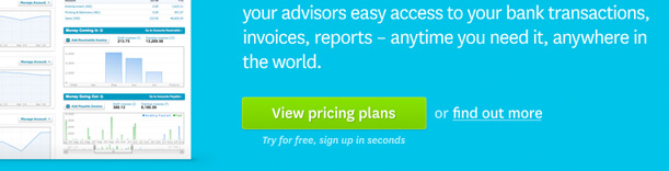 Xero Call to Action